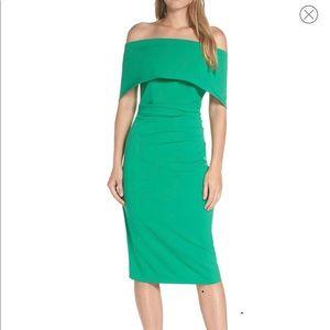 Vince Caputo  off shoulder Dress size 10